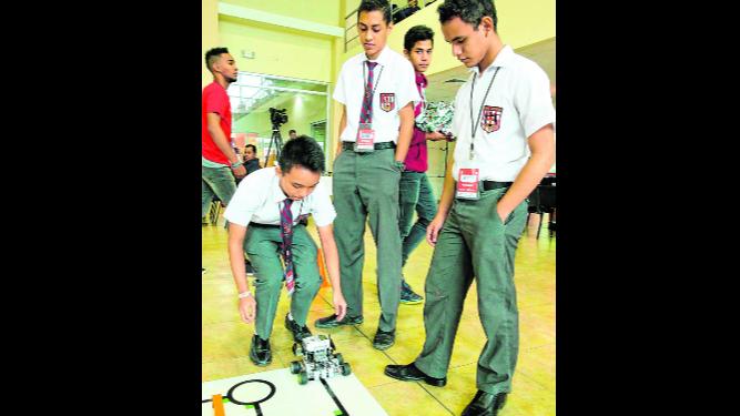Inspirados por la robótica
