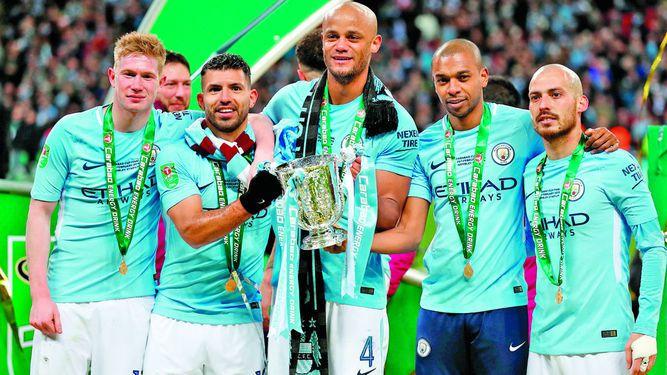 El City conquista la Copa de Liga