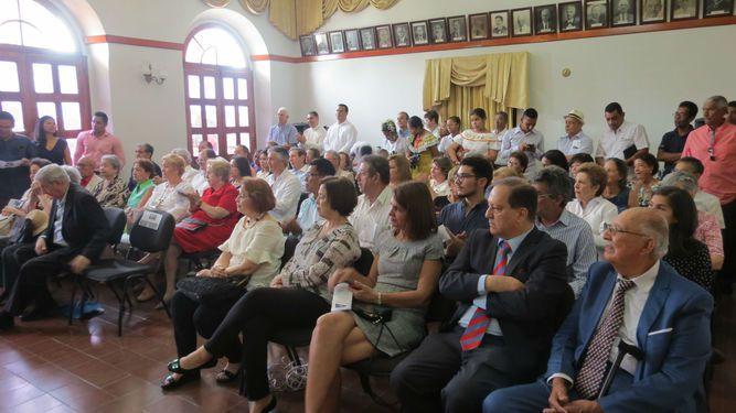 Rinden tributo a presidentes coclesanos