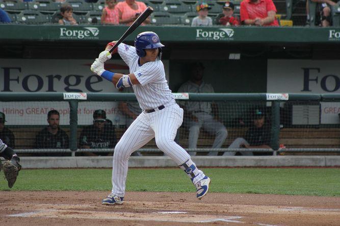 El panameño Miguel Amaya, entre los 10 mejores receptores prospectos de MLB