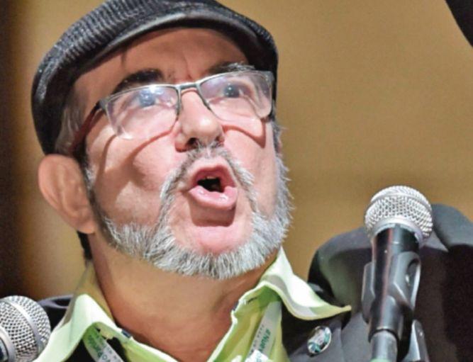 Líder de las FARC pide a Duque mantener diálogo con el ELN