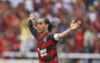Seis partidos mostraron pincelazos de Ronaldinho