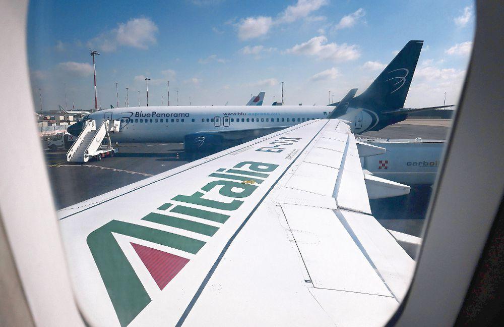 Efromovich y USAerospace muestran interés por  Alitalia