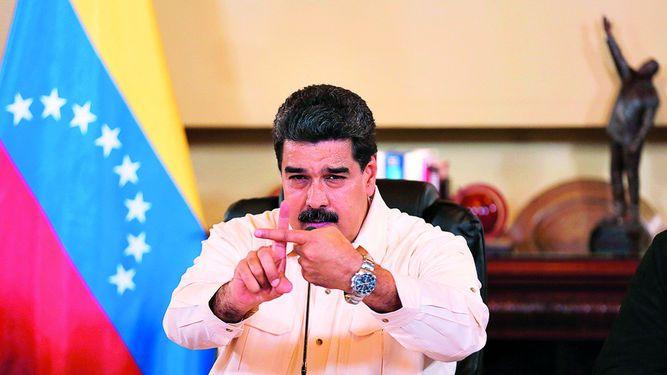 Canadá sanciona a Nicolás Maduro