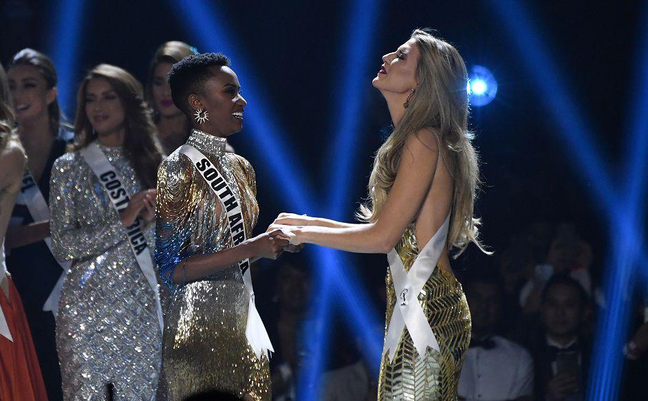 Sudafricana se lleva la corona de Miss Universo 2019
