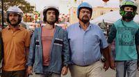 'Cascos indomables': una película sobre las ruedas de una motocicleta