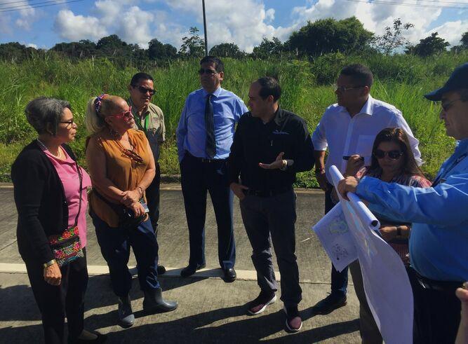 Evalúan terrenos para la construcción del nuevo hospital Oncológico