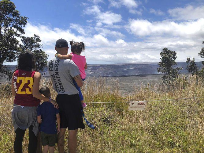 Parque nacional en Hawái reabre tras erupción del volcán Kilauea