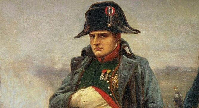 Subastarán un par de botas de Napoleón