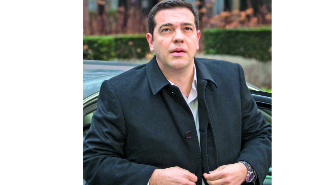 Tsipras pide medidas para reducir deuda