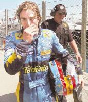 Dimes y diretes entre Alonso y Ralf