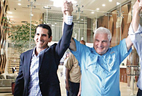 Roux y Martinelli serían fórmula política para las elecciones de 2019