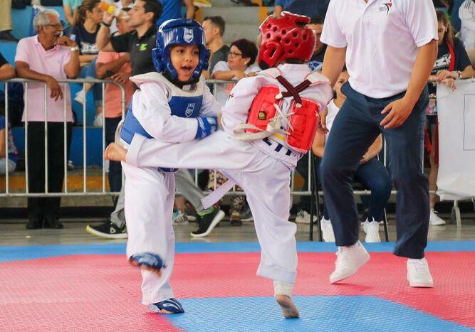 Chiriquí será sede del torneo nacional de taekwondo infantil