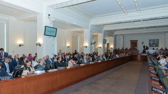 11 países convocan a cancilleres del TIAR por crisis venezolana; Panamá se abstuvo