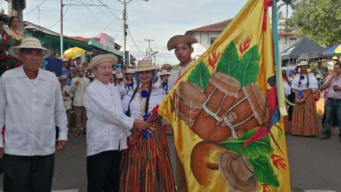 La Villa de Los Santos celebra 450 años de fundación