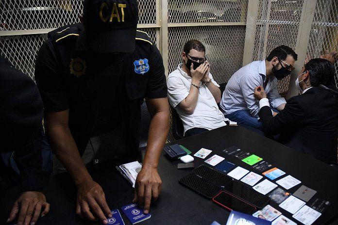 Guatemala captura a dos hijos de Martinelli, por cargos en Estados Unidos