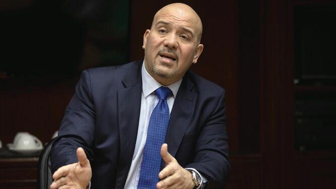 Rolando Mirones se propone crear un viceministerio de Prevención Integral
