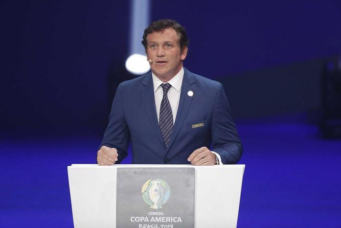 Copa América: Brasil sonríe y Argentina complicado tras sorteo