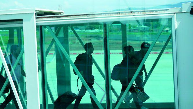 Entrada de viajeros cae 1.5%
