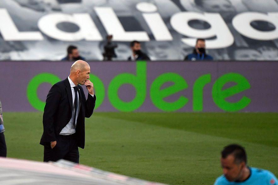 Real Madrid y Barcelona caen ante Cádiz y Getafe
