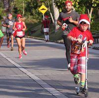 Santa Race, una carrera benéfica en Ciudad del Saber