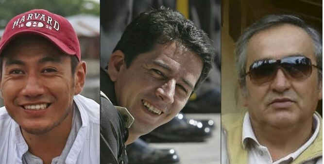 Colombia: Posible hallazgo de cadáveres de periodistas ecuatorianos