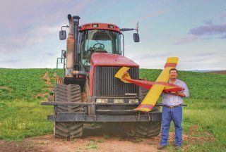 Agricultura apuesta por los ´drones´