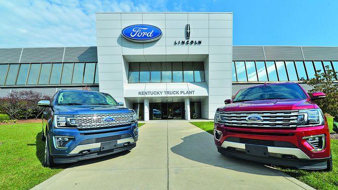Ford ganó $2 mil 410 millones
