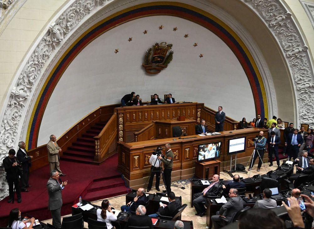 Elecciones del Parlamento de Venezuela serán en diciembre con aumento de número de curules