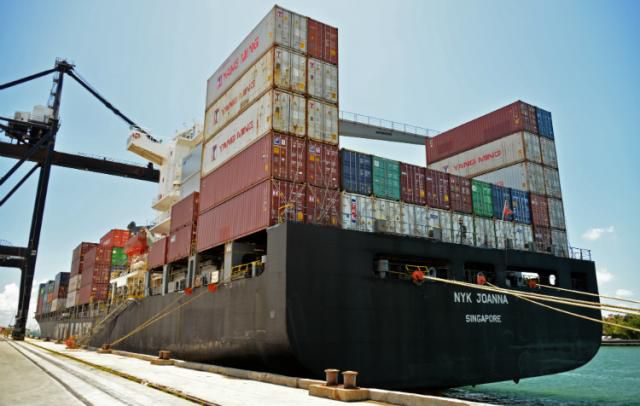 Puerto de Miami teme la suspensión en las obras del Canal de Panamá