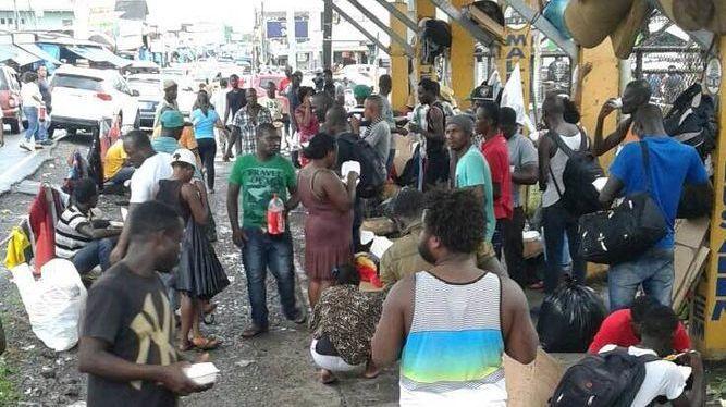 Colombia detecta nueva ruta migratoria hacia Estados Unidos desde Guyana Francesa