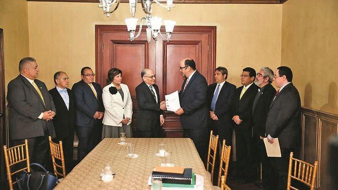 Candidatos a la Corte Suprema, a discusión en el Gabinete