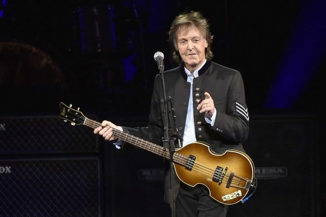 Paul McCartney está listo para lanzar nuevo álbum