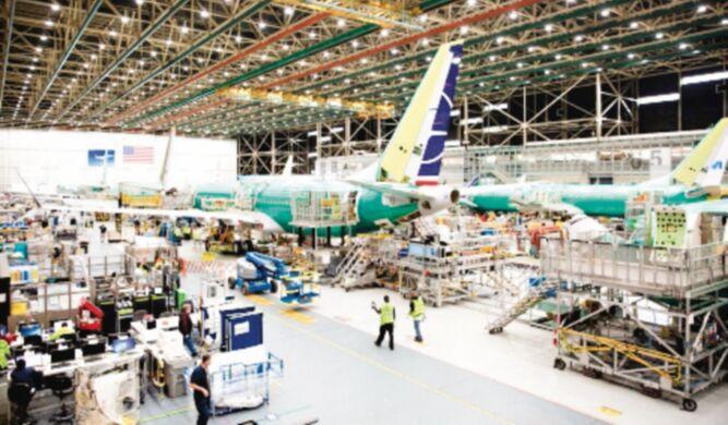 Boeing pagará $100 millones en indemnización