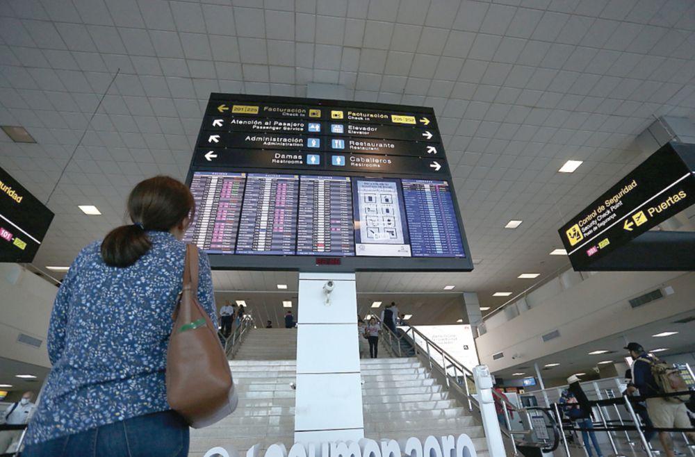 Tocumen manejó 483 mil pasajeros en el último mes de 2020
