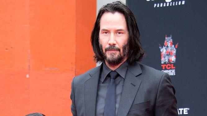 20 años después, Keanu Reeves vuelve a ser Neo en 'Matrix 4'