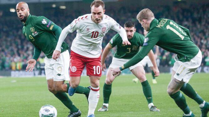 Dinamarca y Suiza cumplen el objetivo y consiguieron su boleto a la Eurocopa