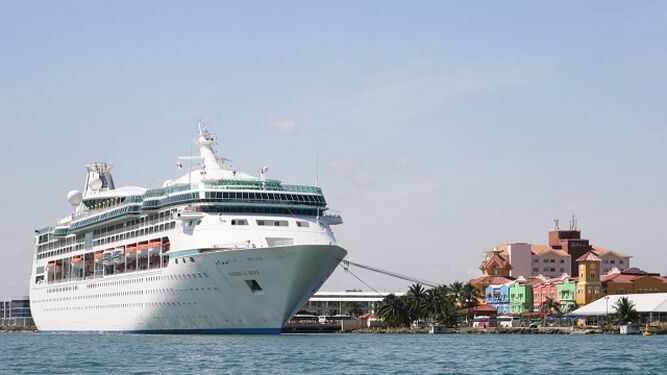 Temporada de cruceros se inicia el 18 de octubre en Colón
