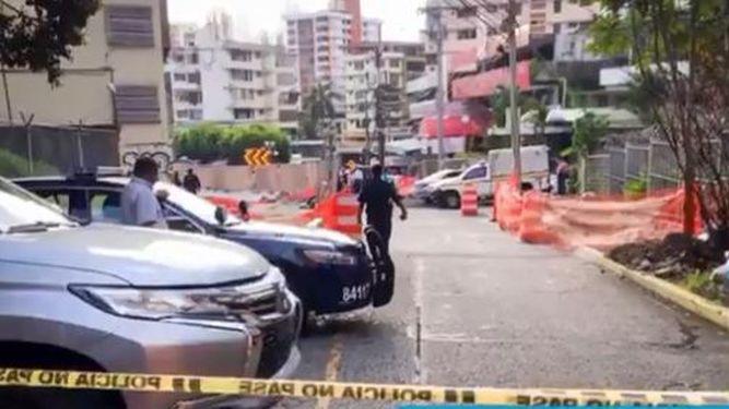 Investigan homicidio ocurrido en la vía Argentina