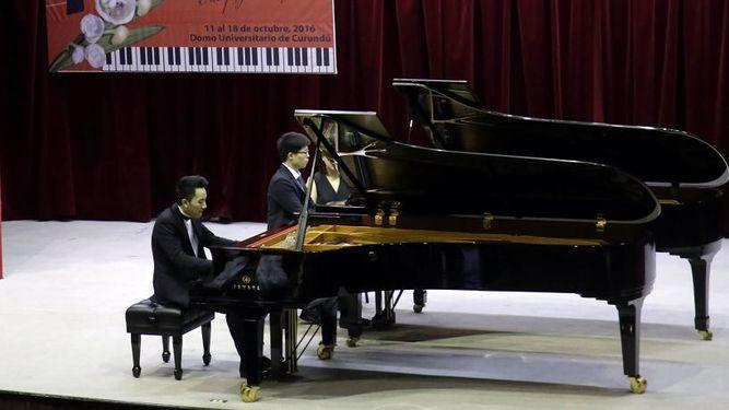 Asia arrasa en el Concurso Internacional de Piano 2016