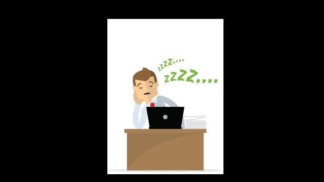 El trabajo, la siesta y más...