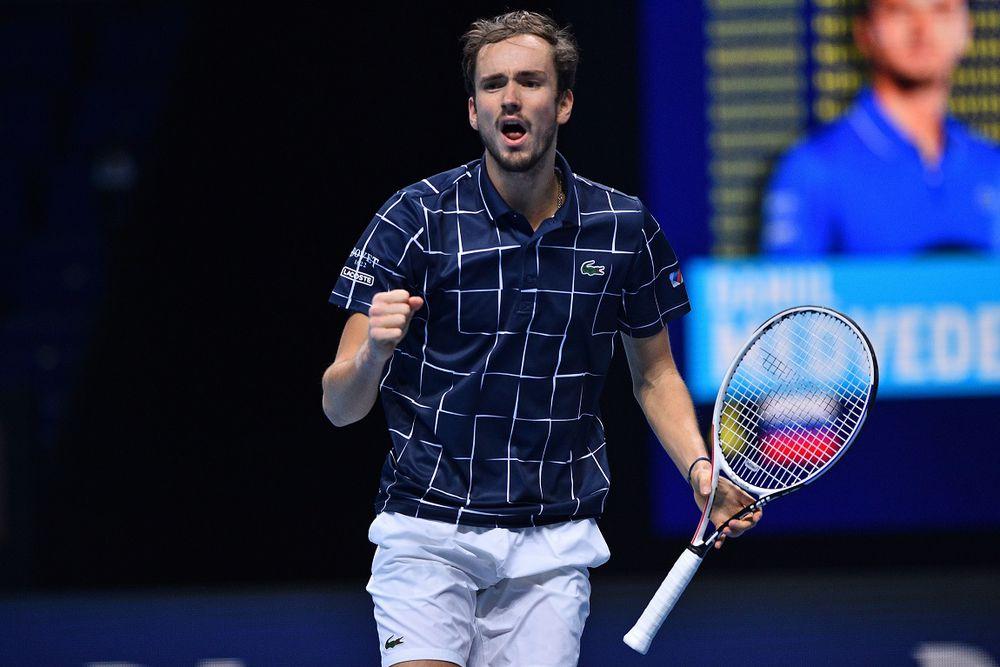 Medvedev y Thiem despiden a las leyendas y se citan por el título del Masters
