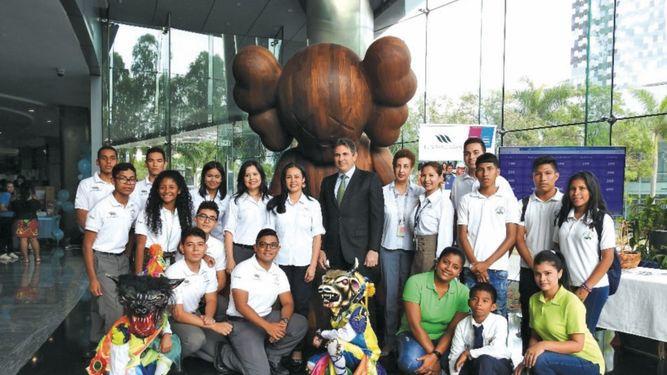 Fundamorgan realizó exposición del programa Ciudadanía Responsable
