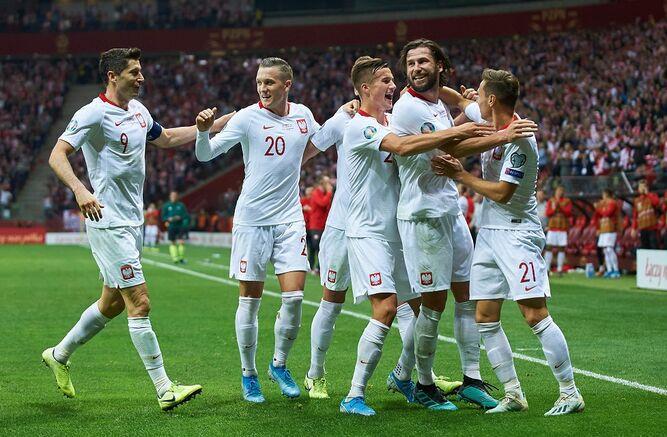 Polonia derrota a Macedonia y clasifica para la Eurocopa 2020