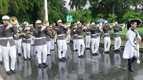 Panameños festejan los 500 años de la ciudad de Panamá