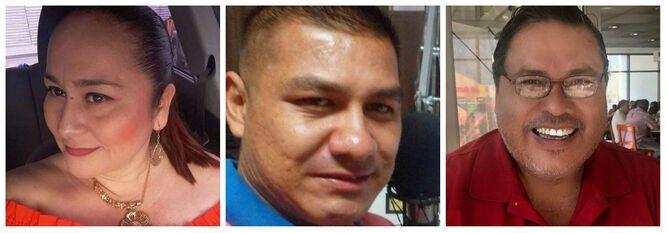 Asesinan a periodistas en México y en Colombia
