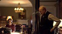 'Las horas más oscuras':  la voluntad de Winston Churchill