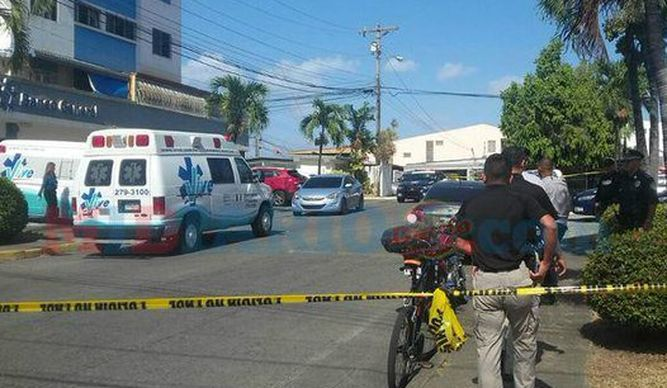 La madre de un fiscal muere en un asalto al Banco General de Chanis