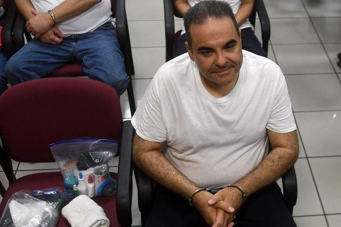 Concluye juicio contra expresidente salvadoreño Elías Antonio Saca