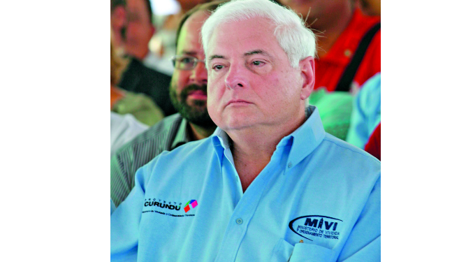 Corte rechaza amparo a Martinelli